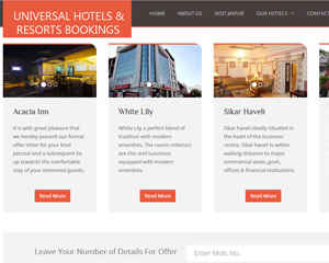 The Universal Hotels